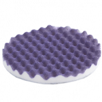 Abranopp® PurplePad with a very fine abrasive grain for the remofval of adherent dirt and slight foot marks