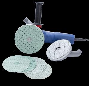 Abrafilm for P1 Sanding System