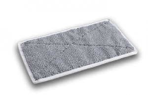 MicroFiber Pad GreyEspecially suitable for cleaning of structured surfaces