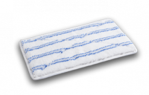 MicroFiber Pad White-BlueIdeal for treating lighter stains on smooth surfaces